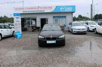 BMW 116 F-Vat, Gwarancja, Salon Polska, Pakiet Serwisowy
