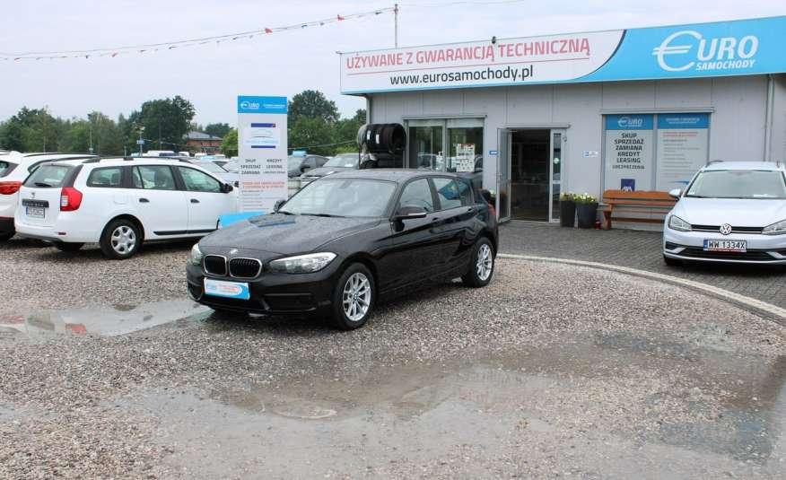 BMW 116 F-Vat, Gwarancja, Salon Polska, Pakiet Serwisowy zdjęcie 2