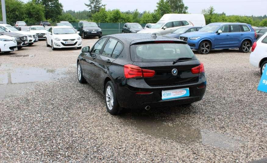 BMW 116 F-Vat, Gwarancja, Salon Polska, Pakiet Serwisowy zdjęcie 3