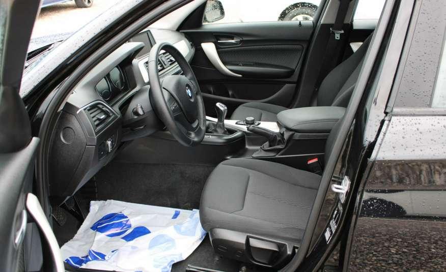 BMW 116 F-Vat, Gwarancja, Salon Polska, Pakiet Serwisowy zdjęcie 7