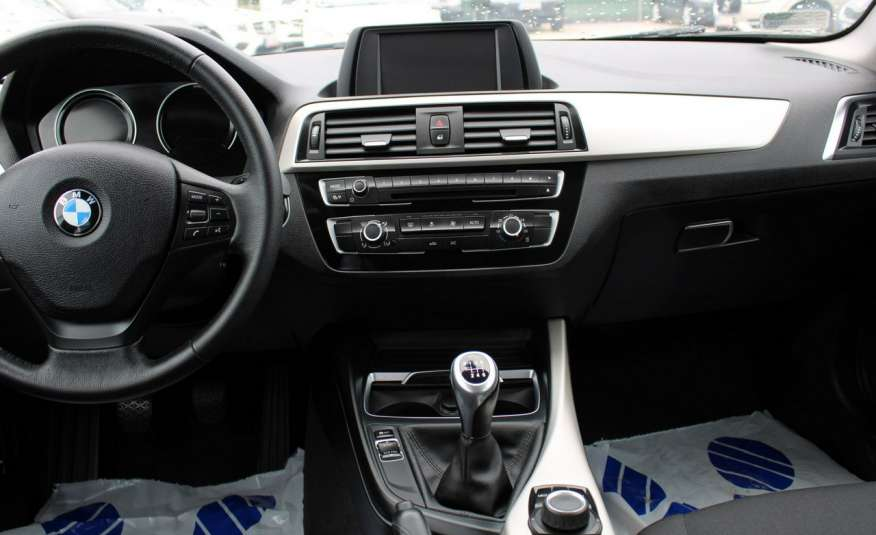 BMW 116 F-Vat, Gwarancja, Salon Polska, Pakiet Serwisowy zdjęcie 11