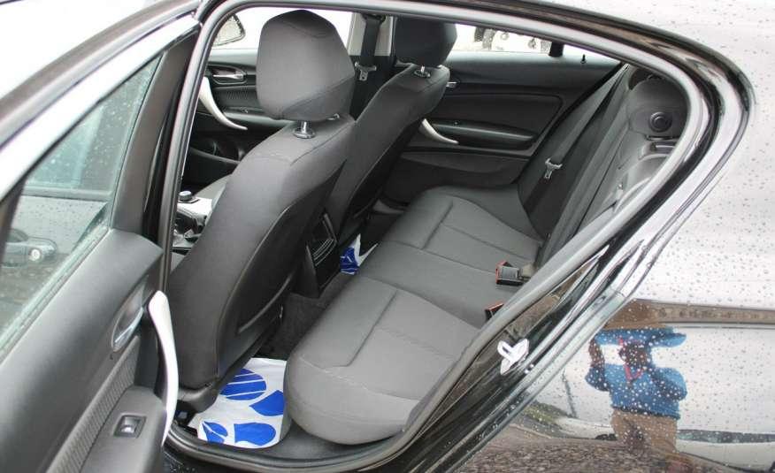 BMW 116 F-Vat, Gwarancja, Salon Polska, Pakiet Serwisowy zdjęcie 13