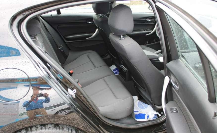 BMW 116 F-Vat, Gwarancja, Salon Polska, Pakiet Serwisowy zdjęcie 15
