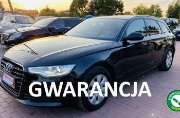 Audi A6 Full, Gwarancja, Serwis