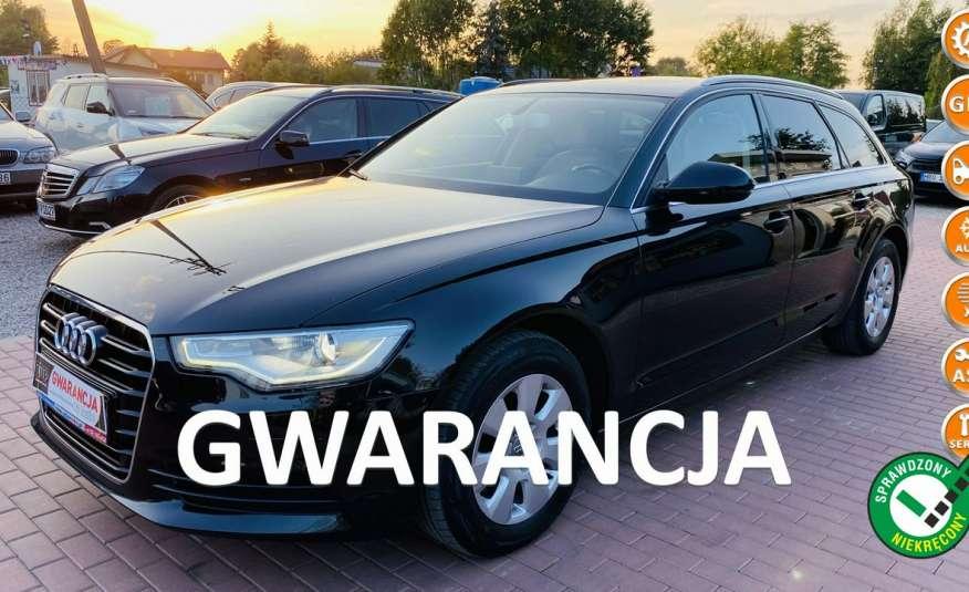 Audi A6 Full, Gwarancja, Serwis zdjęcie 1