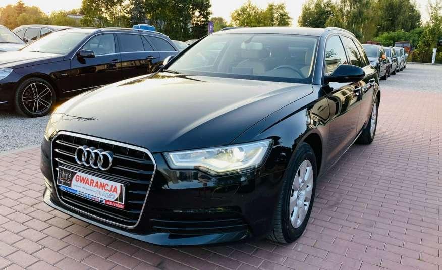 Audi A6 Full, Gwarancja, Serwis zdjęcie 2