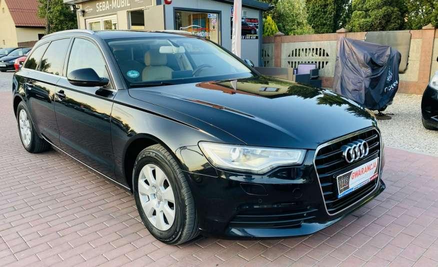 Audi A6 Full, Gwarancja, Serwis zdjęcie 4