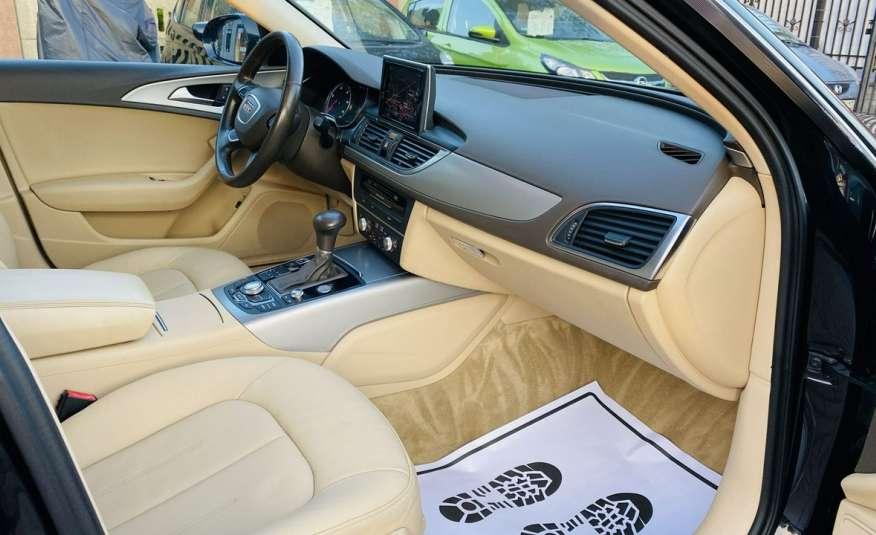 Audi A6 Full, Gwarancja, Serwis zdjęcie 5