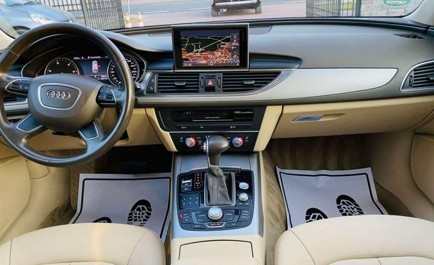Audi A6 Full, Gwarancja, Serwis zdjęcie 7