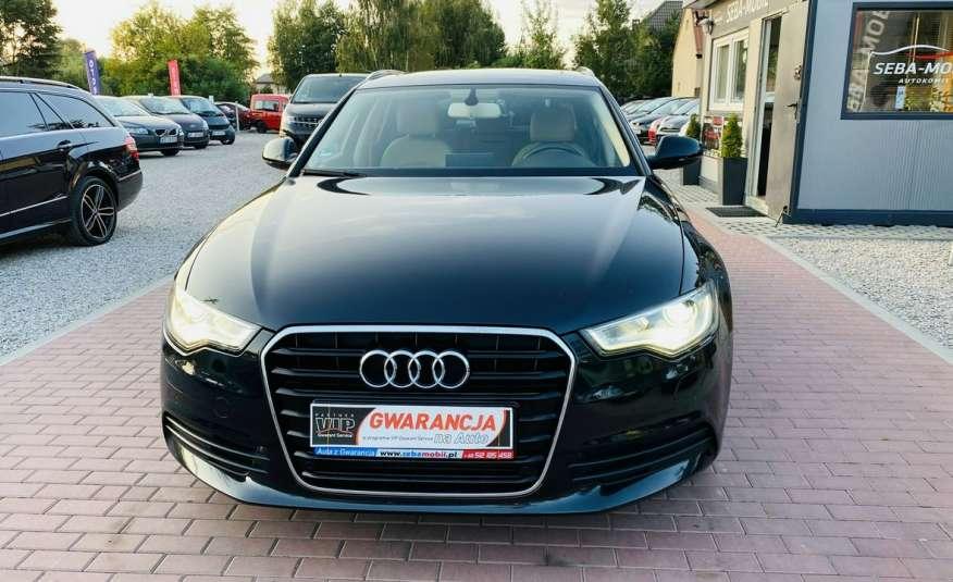 Audi A6 Full, Gwarancja, Serwis zdjęcie 8