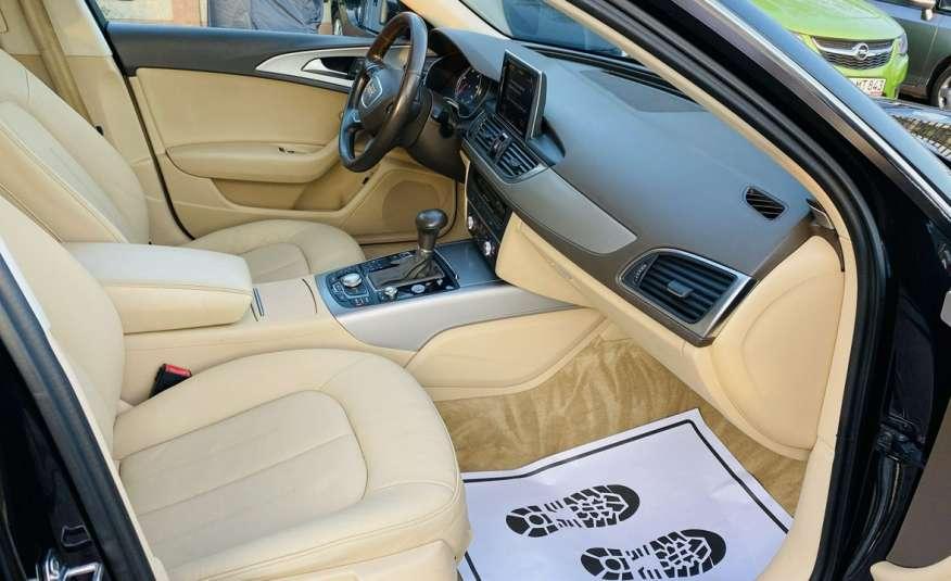 Audi A6 Full, Gwarancja, Serwis zdjęcie 11