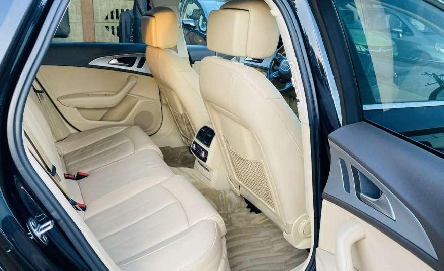 Audi A6 Full, Gwarancja, Serwis zdjęcie 13