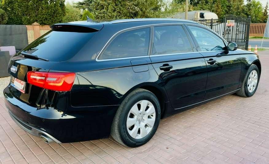 Audi A6 Full, Gwarancja, Serwis zdjęcie 15