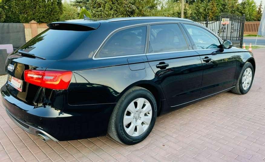 Audi A6 Full, Gwarancja, Serwis zdjęcie 16