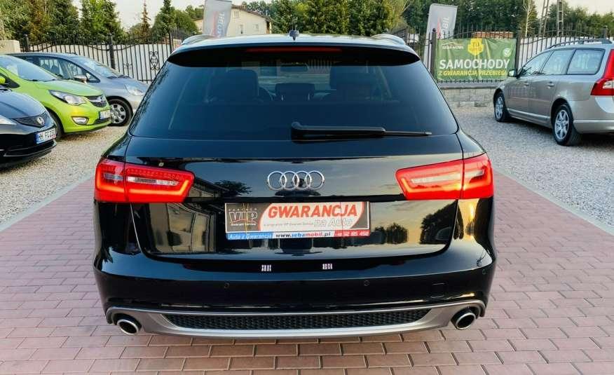 Audi A6 Full, Gwarancja, Serwis zdjęcie 17