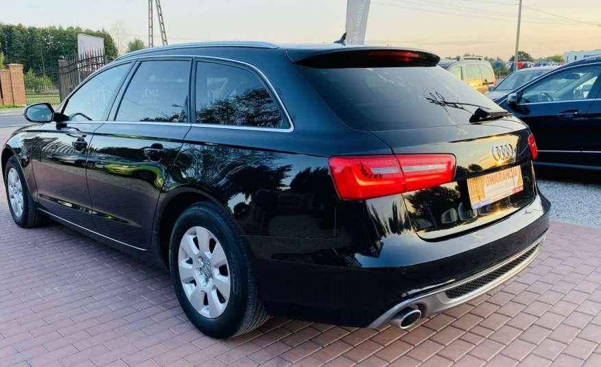 Audi A6 Full, Gwarancja, Serwis zdjęcie 20