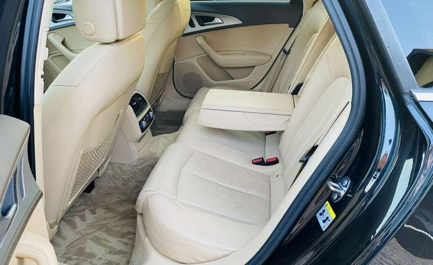 Audi A6 Full, Gwarancja, Serwis zdjęcie 21