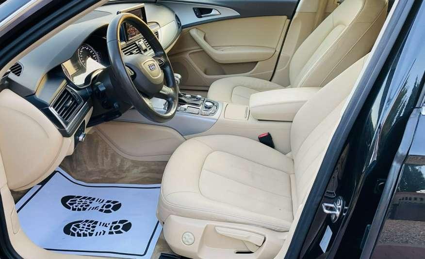 Audi A6 Full, Gwarancja, Serwis zdjęcie 22