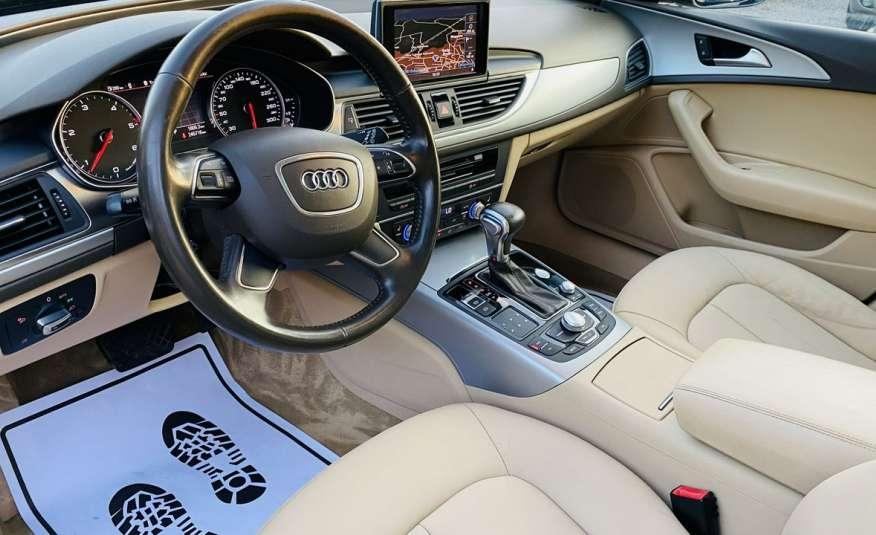 Audi A6 Full, Gwarancja, Serwis zdjęcie 23