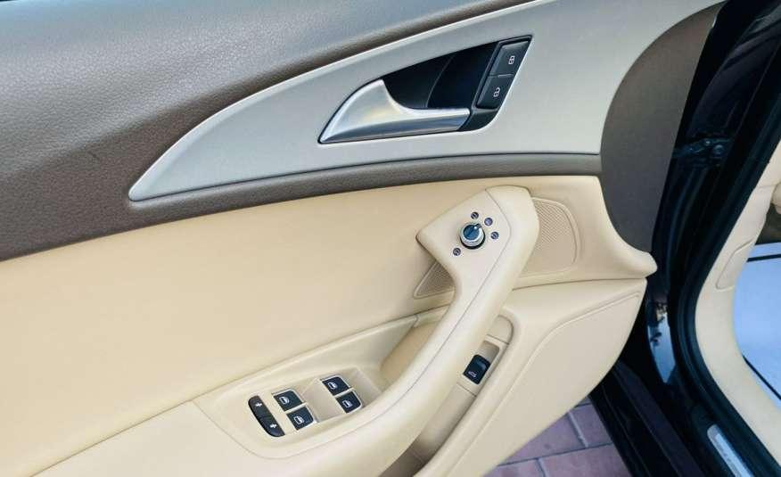Audi A6 Full, Gwarancja, Serwis zdjęcie 24