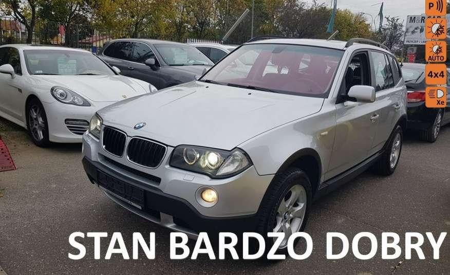 BMW X3 2.0 Diesel 177 KM, 4x4, Skóra, Panorama, Alufelgi, Navi, Bluetooth zdjęcie 1