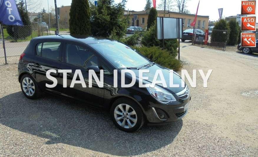 Opel Corsa Auto , niski przebieg, gwarancja pisemna przebiegu , serwis zdjęcie 1