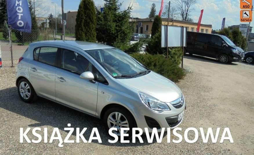Opel Corsa Piękny wygląd, niski przebieg, serwis, jeden właściciel zdjęcie 1