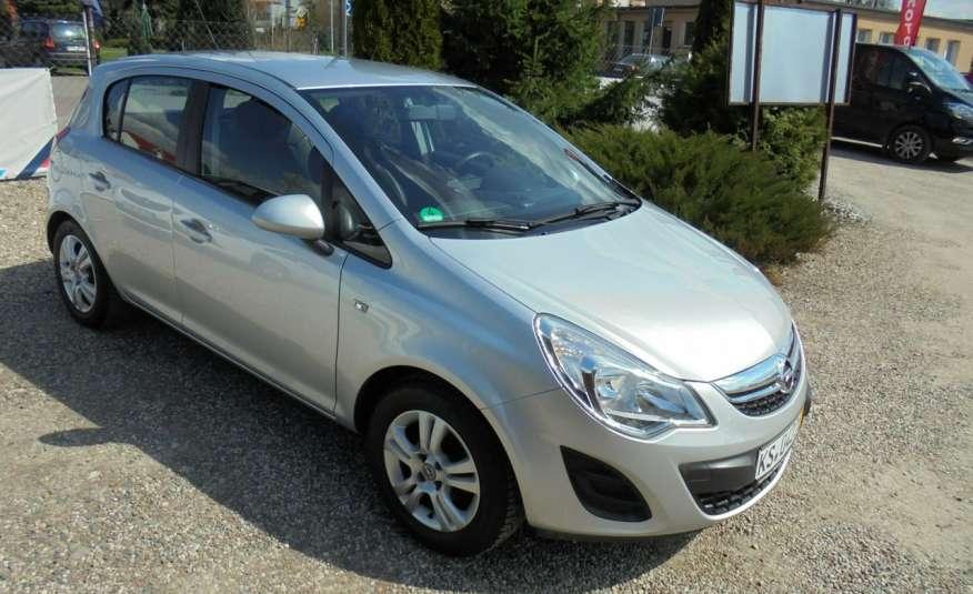 Opel Corsa Piękny wygląd, niski przebieg, serwis, jeden właściciel zdjęcie 2