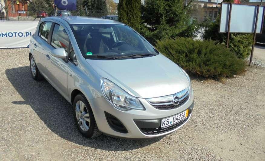 Opel Corsa Piękny wygląd, niski przebieg, serwis, jeden właściciel zdjęcie 3