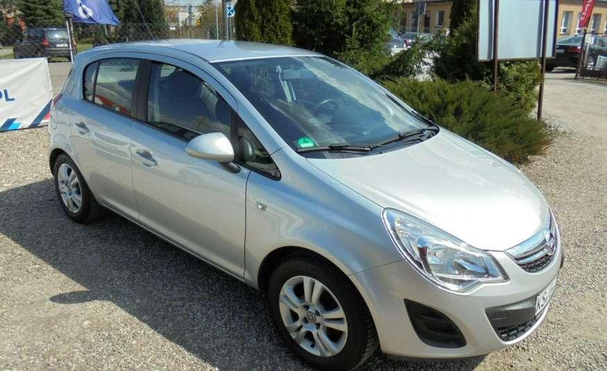 Opel Corsa Piękny wygląd, niski przebieg, serwis, jeden właściciel zdjęcie 5