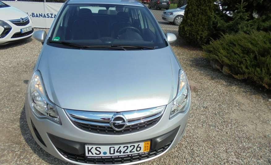 Opel Corsa Piękny wygląd, niski przebieg, serwis, jeden właściciel zdjęcie 6
