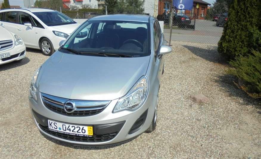 Opel Corsa Piękny wygląd, niski przebieg, serwis, jeden właściciel zdjęcie 7