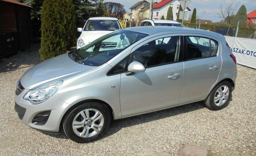 Opel Corsa Piękny wygląd, niski przebieg, serwis, jeden właściciel zdjęcie 9