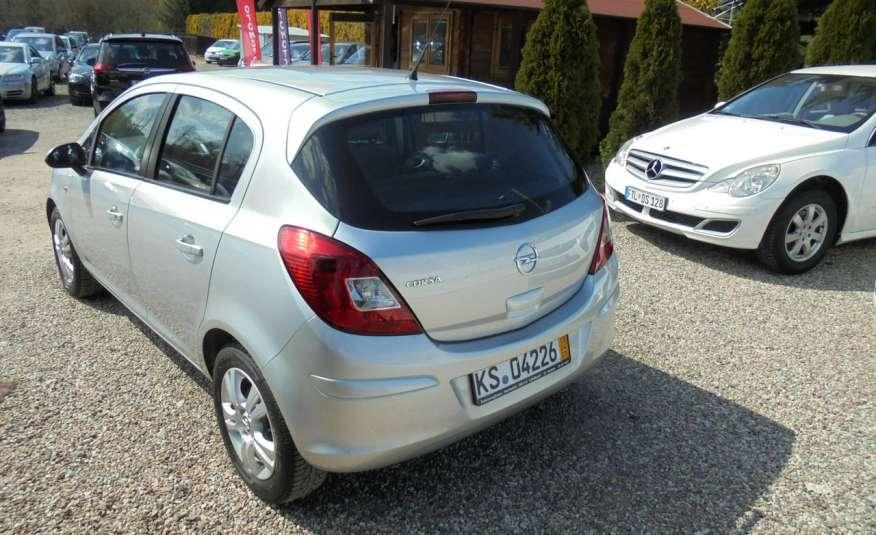 Opel Corsa Piękny wygląd, niski przebieg, serwis, jeden właściciel zdjęcie 11