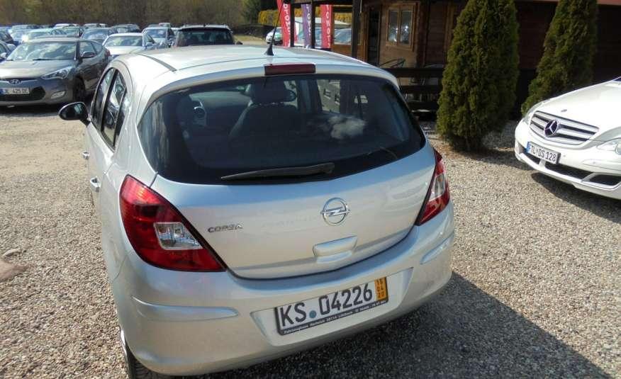 Opel Corsa Piękny wygląd, niski przebieg, serwis, jeden właściciel zdjęcie 12