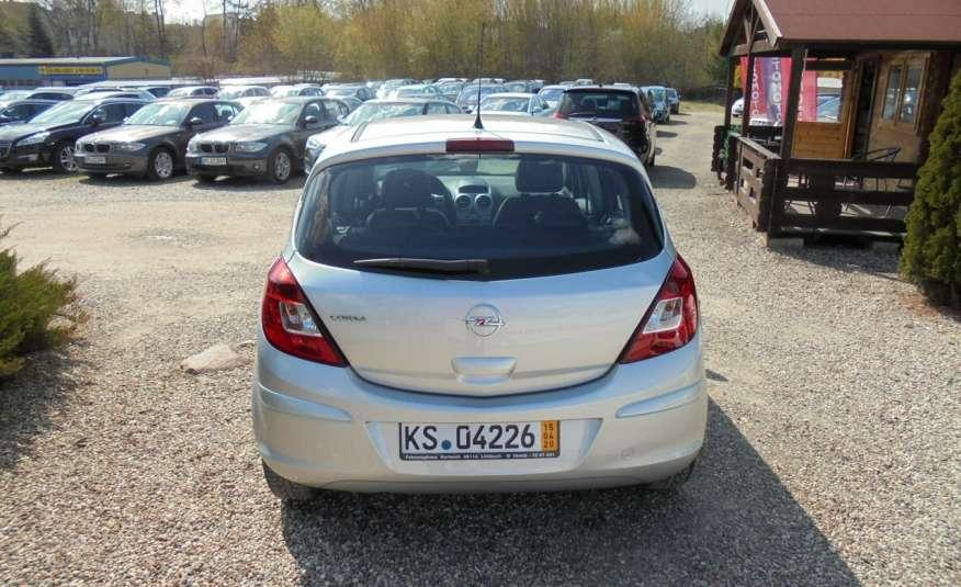 Opel Corsa Piękny wygląd, niski przebieg, serwis, jeden właściciel zdjęcie 14