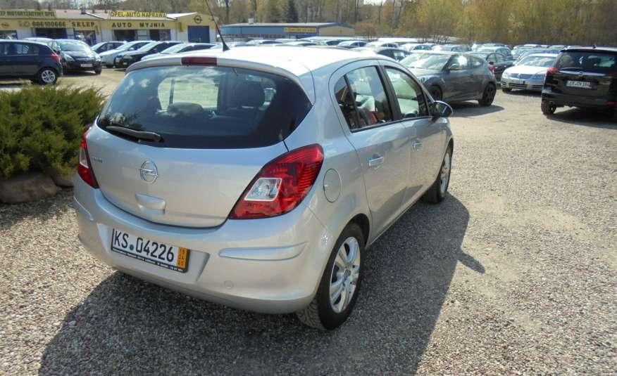 Opel Corsa Piękny wygląd, niski przebieg, serwis, jeden właściciel zdjęcie 15