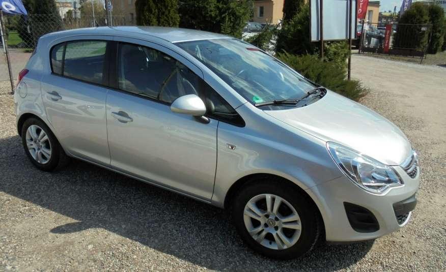 Opel Corsa Piękny wygląd, niski przebieg, serwis, jeden właściciel zdjęcie 19