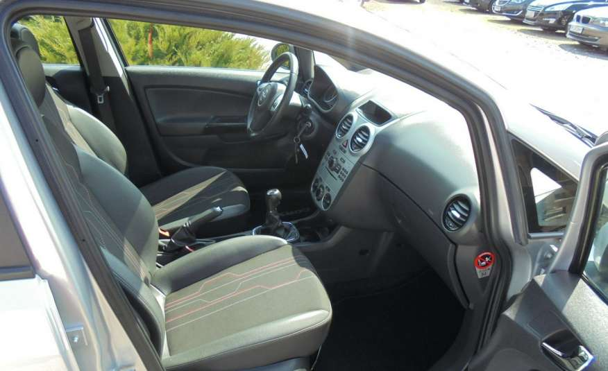 Opel Corsa Piękny wygląd, niski przebieg, serwis, jeden właściciel zdjęcie 20
