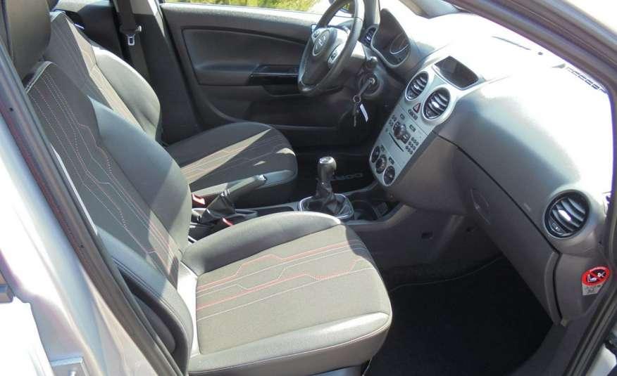 Opel Corsa Piękny wygląd, niski przebieg, serwis, jeden właściciel zdjęcie 21