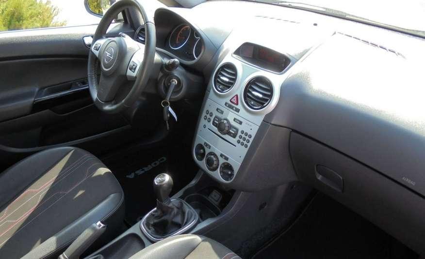 Opel Corsa Piękny wygląd, niski przebieg, serwis, jeden właściciel zdjęcie 23