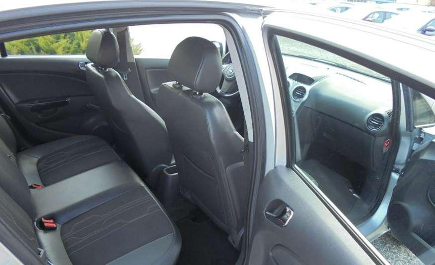 Opel Corsa Piękny wygląd, niski przebieg, serwis, jeden właściciel zdjęcie 25