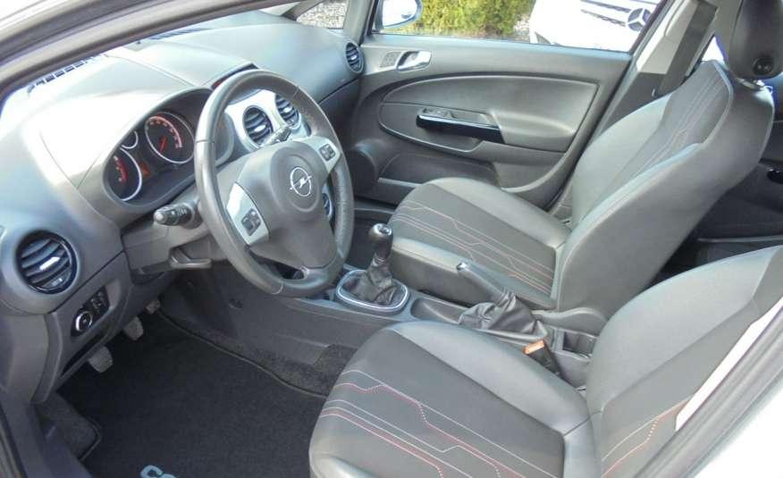Opel Corsa Piękny wygląd, niski przebieg, serwis, jeden właściciel zdjęcie 27