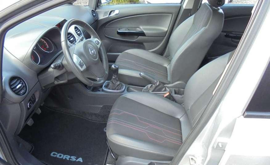 Opel Corsa Piękny wygląd, niski przebieg, serwis, jeden właściciel zdjęcie 28