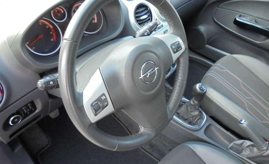 Opel Corsa Piękny wygląd, niski przebieg, serwis, jeden właściciel zdjęcie 30