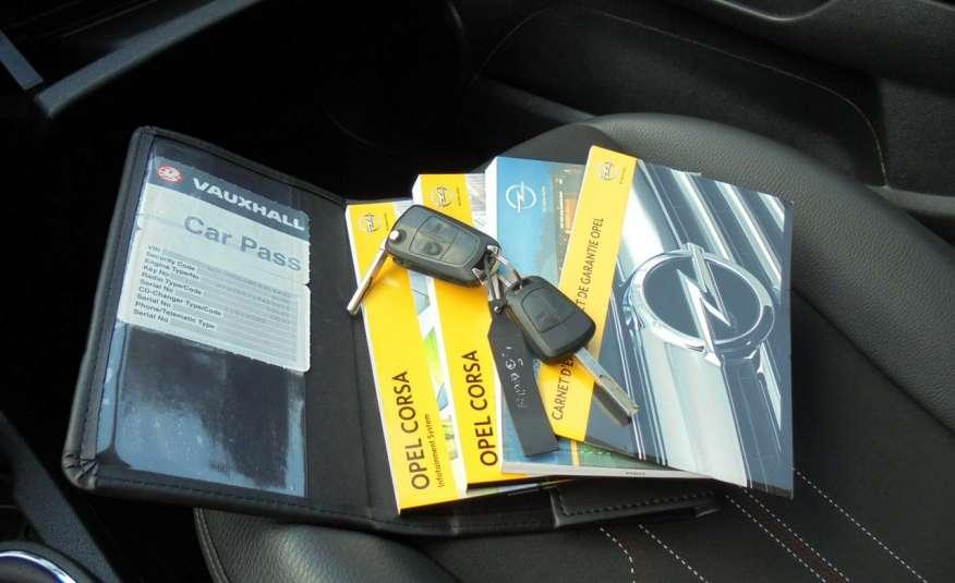 Opel Corsa Piękny wygląd, niski przebieg, serwis, jeden właściciel zdjęcie 36