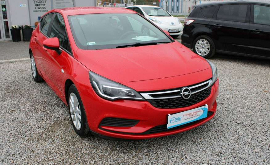 Opel Astra F-Vat, Gwarancja, Salon PL, HBH zdjęcie 7