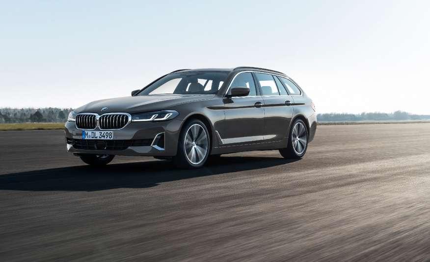 BMW 530e xDrive Luxury Line aut zdjęcie 1