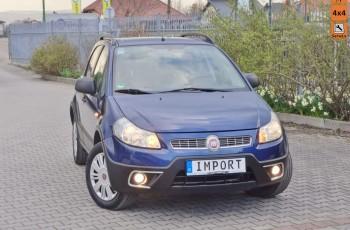 Fiat Sedici Klima 4 x 4