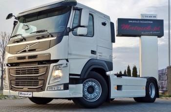 Volvo FM 460 / EURO 6 / CIĄGNIK DO EUROLORA / AUTO TRANSPORTER / MAŁY PRZEBIEG / ACC /